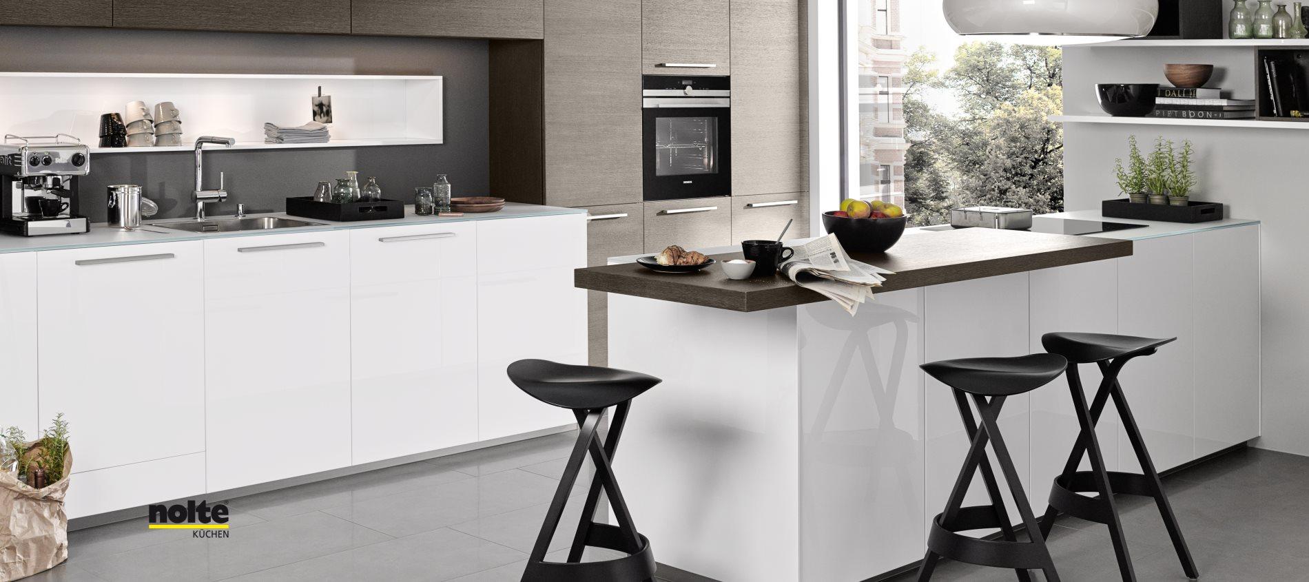 Nolte Küchen bei Ihr Küchenparadies in Weyarn