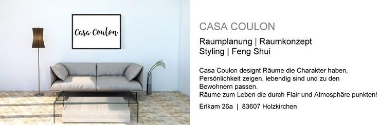 Casa Coulon Helga Coulon - Erlkam 26a - 83607 Holzkirchen